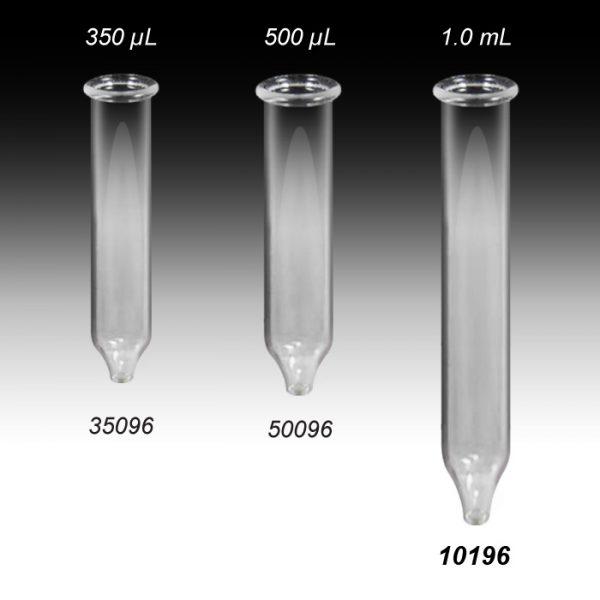 31549 4mL Amber Glass, 15 x 49mm, for Insert #10196