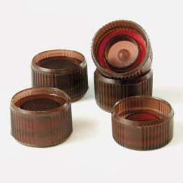 16561 Amber Caps with O-ring