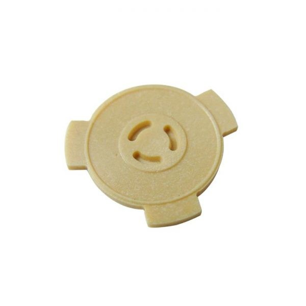 21336 PEEK Rotor Seal for C2 Large Port Prep Injection Valve (Berger No. 16000648)