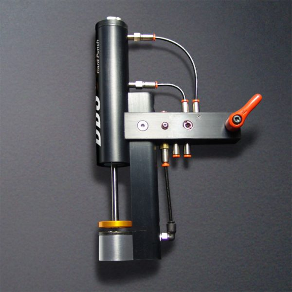 327401 4mm DBS Punch Pod with Foot Pneumatics and Tubing