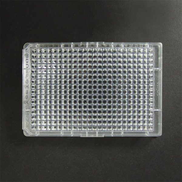 384801 384-Well Collection Plates – Square Well