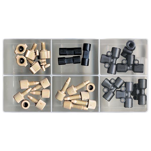 4140-22 Custom PEEK HPLC Fittings Kit