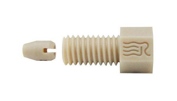 "46000-2554 RheFlex® PEEK® 1/16"" Short Fittings Set"