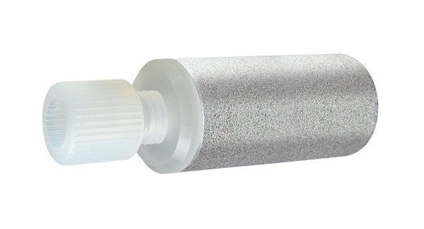 """49302A 10µm SS Inlet Solvent Filter with Flangeless Fitting for 1/8""""OD Tubing"""
