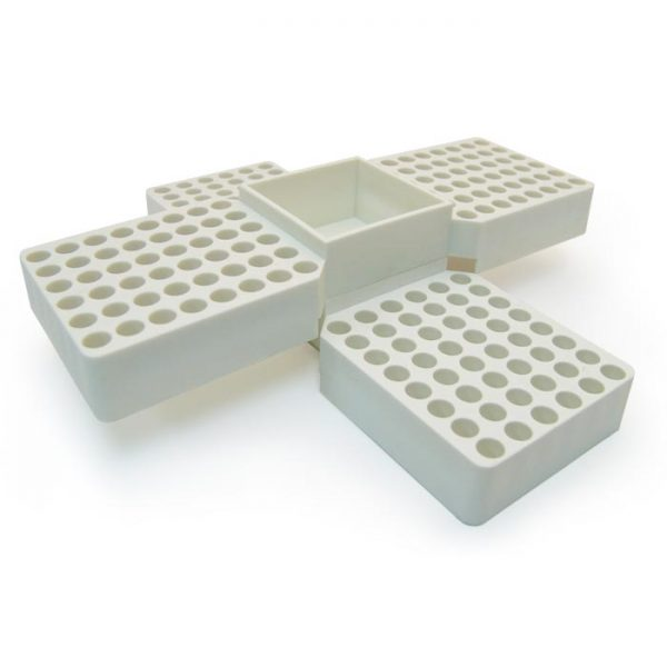 90004 Snap Rack for 8mm Vials, Holds 96