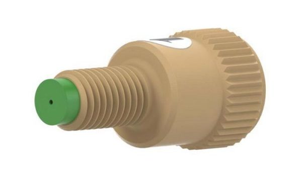 910-3302 Outlet Check Valve, 1/4-28 Male to 1/4-28 Female