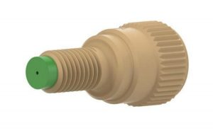 910-3316 Outlet Check Valve, 1/4-28 Male to 1/4-28 Female