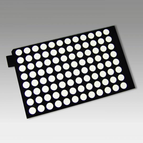 96823 Adhesive Sealing Film, Teflon PTFE, Round Welll, Black