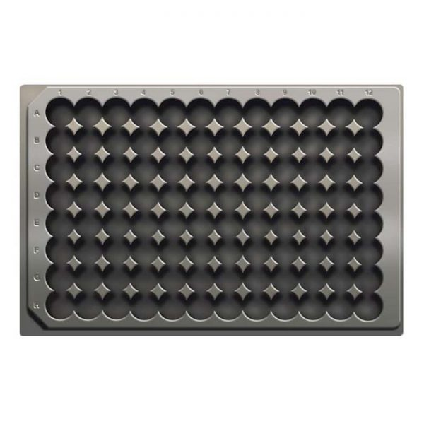 96AB22 Aluminum Flexi-Tier Base Plate with Solid Bottom