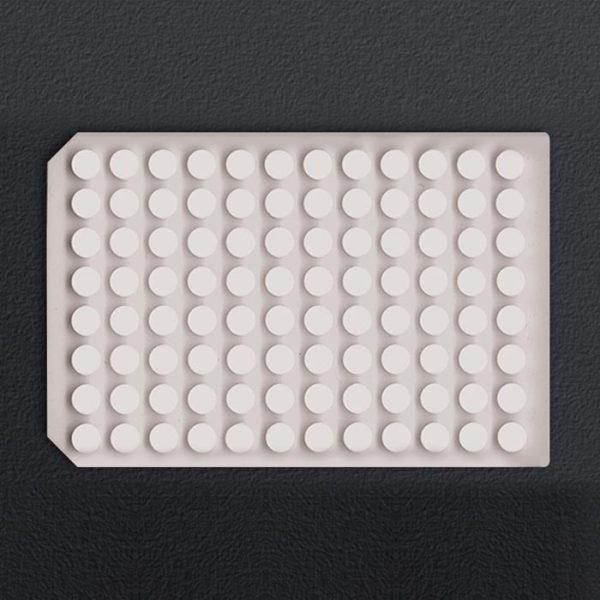 96FSC2 Molded PTFE/Silicone Liner, White