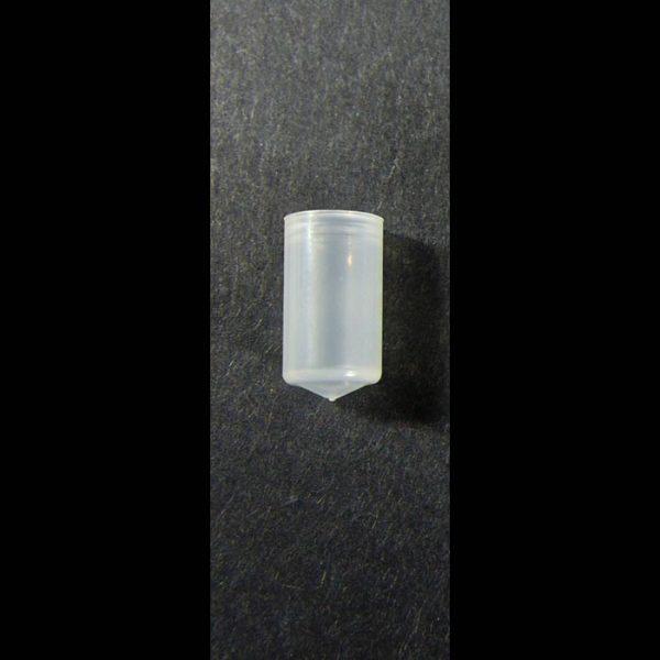 96PL05 0.5mL Polypropylene Conical Inserts in Vial Loader