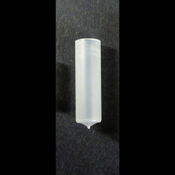 96PL10 1.0mL Polypropylene Conical Inserts in Vial Loader