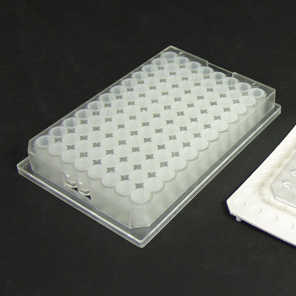0.5mL 96-Well Clear Flexi-Tier™ Block System