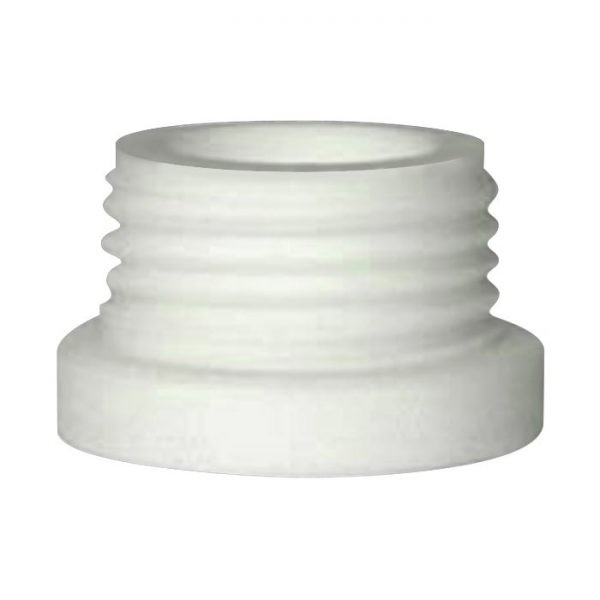 CA4501 Thread Adapter PTFE GL45 Cap- GL40 Bottle, for Canary-Safe Caps