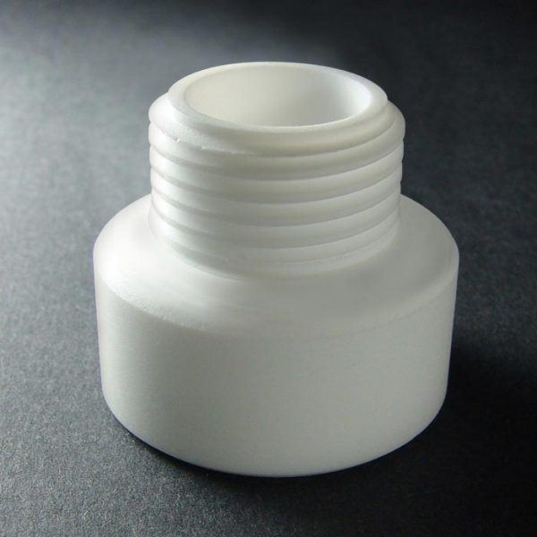 CA4503 Thread Adapter PTFE GL45 Cap - GL32 Bottle, for Canary-Safe Caps