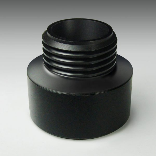 CA4504 Thread Adapter PP GL45 Cap- GL32 Bottle, for Canary-Safe Caps