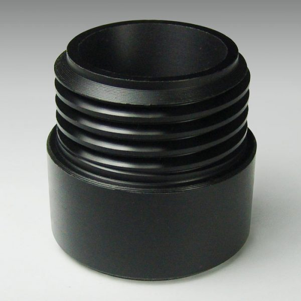 CA4506 Thread Adapter PP GL45 Cap to GL38 Bottle, for Canary-Safe Caps