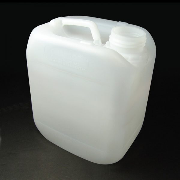 CL45002 Canary-Safe 2 Liter Standard Waste Container for GL45 Caps