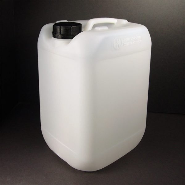 CL53020 Canary-Safe Standard Waste Container for B-53 and S-55 Waste Caps, Translucent PE-HD