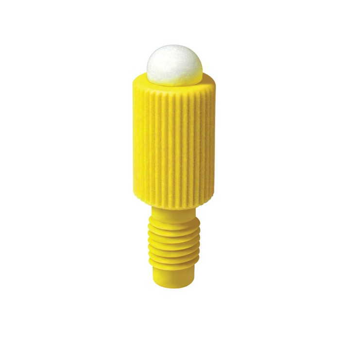 CX0001 Replacement Canary-Safe Air Check Valve for Mobile Phase Safety Caps