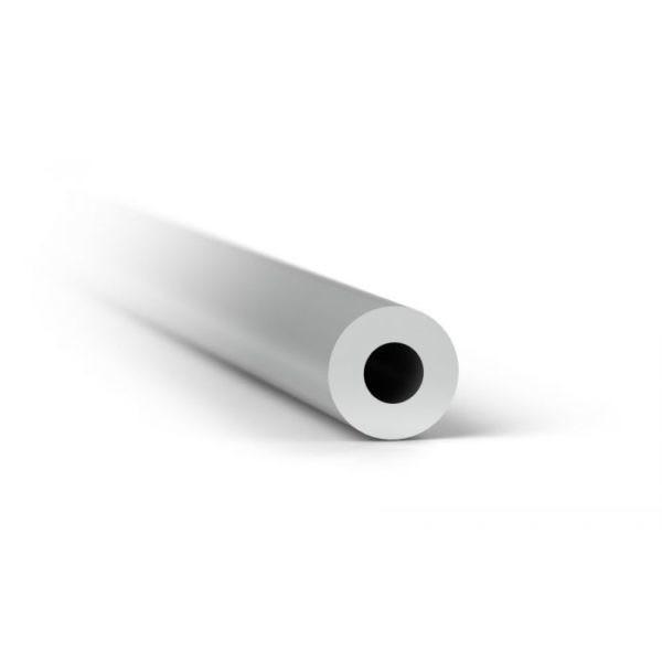 "SS Tubing 1/16"" OD - 0.03"" ID x 10cm, White"