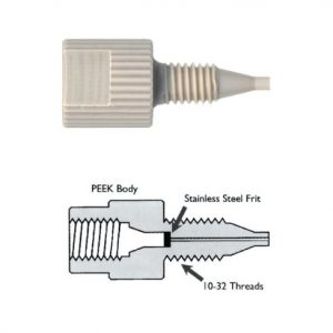 41605 PTFE Reservoir with Conical Wells, 8 Rows, 2 Columns, 5mL/Well