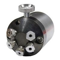 Ultra high pressure valves