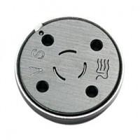Vespel rotor seals
