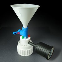 Waste caps Funnels