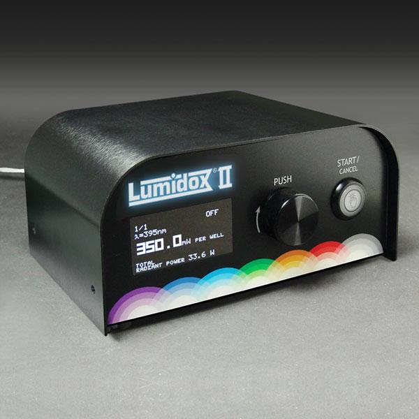 Lumidox II controller