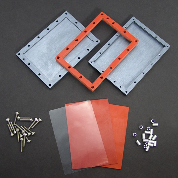 1626100 Nano Nest Assembly for Parallel Synthesis, for use with Glass Plate
