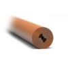 "PEEKsil™ Tubing  -  1/32"" OD x 25µm ID, 500mm Length"