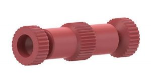 59771 PEEK Microtight Union Assembly, 6-32 to 6-32