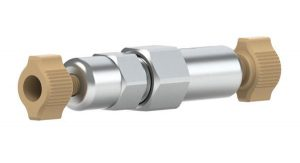 64469 High Pressure SS BPR Holder with Fittings