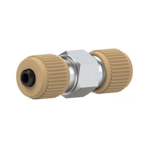 "83132 Ultra High Pressure PEEK/SS Micro Union for 1/32"" OD Tubing"