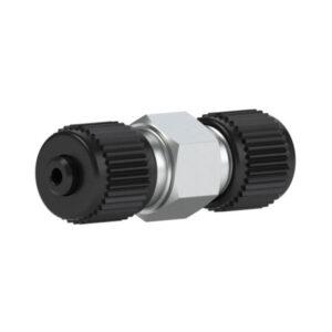 83360 Ultra High Pressure PEEK/SS Micro Union for 360µm OD Tubing