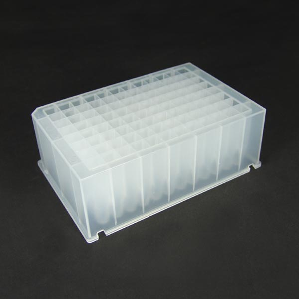 6 Well, Deep Square Well Plate for KingFisher™ Extraction and Purification Systems